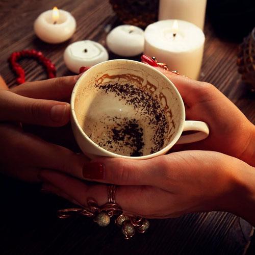 Кофе - гадание