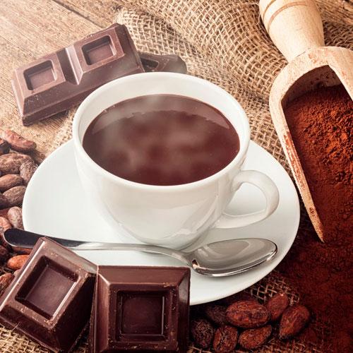Кофе - шоколад