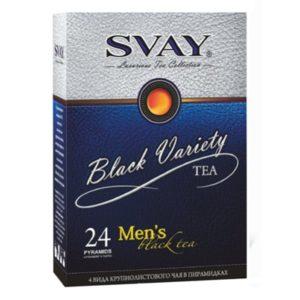 Black Variety Men's